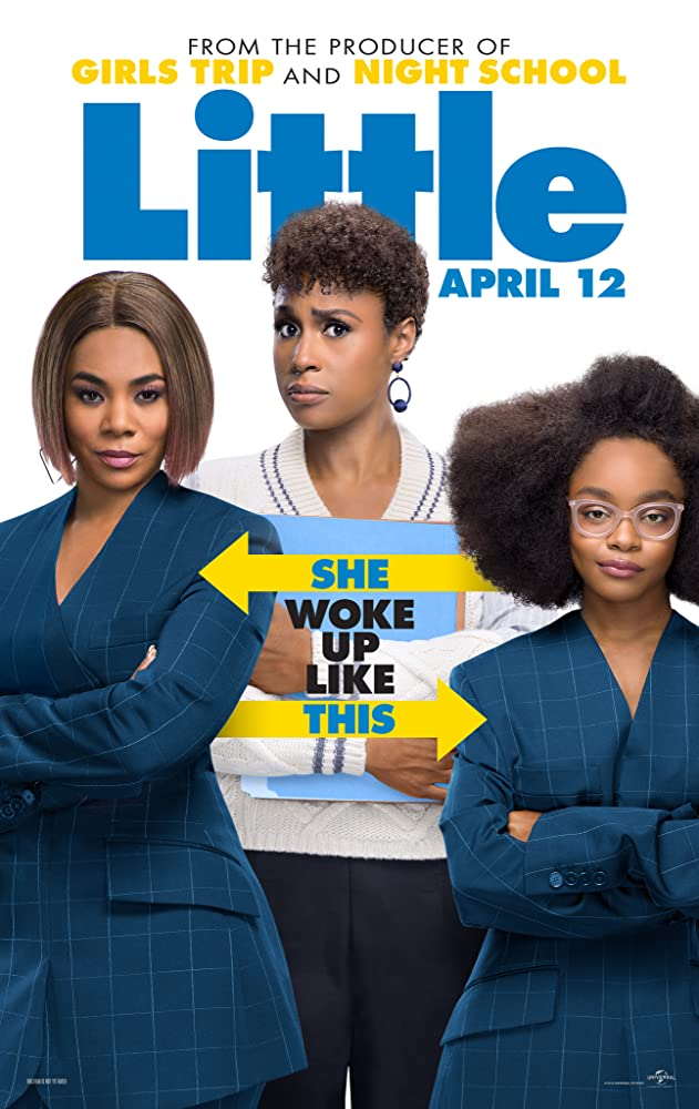Little (2019) Vudu or Movies Anywhere HD code