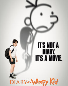 Diary of a Wimpy Kid (2010) Vudu or Movies Anywhere HD code