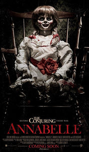 Annabelle (2014) Vudu or Movies Anywhere HD code