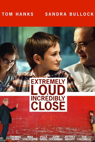 Extremely Loud And Incredibly Close (2011) Vudu or Movies Anywhere HD code