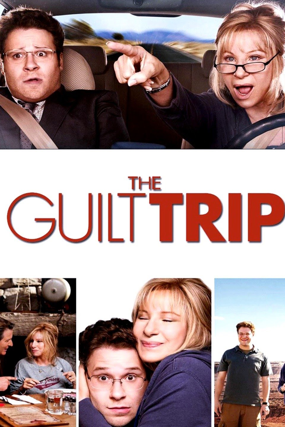 The Guilt Trip (2012) iTunes HD redemption only