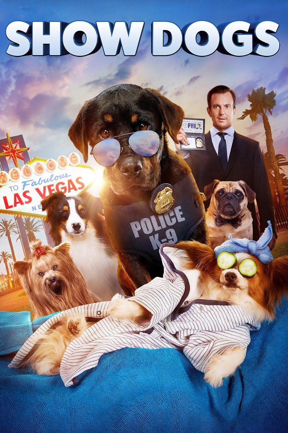 Show Dogs (2018) Vudu or Movies Anywhere HD code