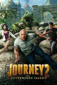 Journey 2: The Mysterious Island (2012) Vudu or Movies Anywhere HD code