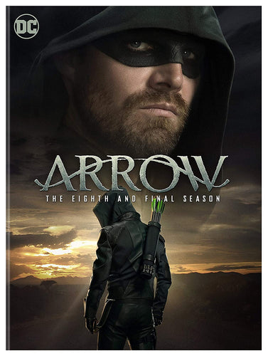 Arrow: The Complete Eighth Season (2019-2020) Vudu HD code