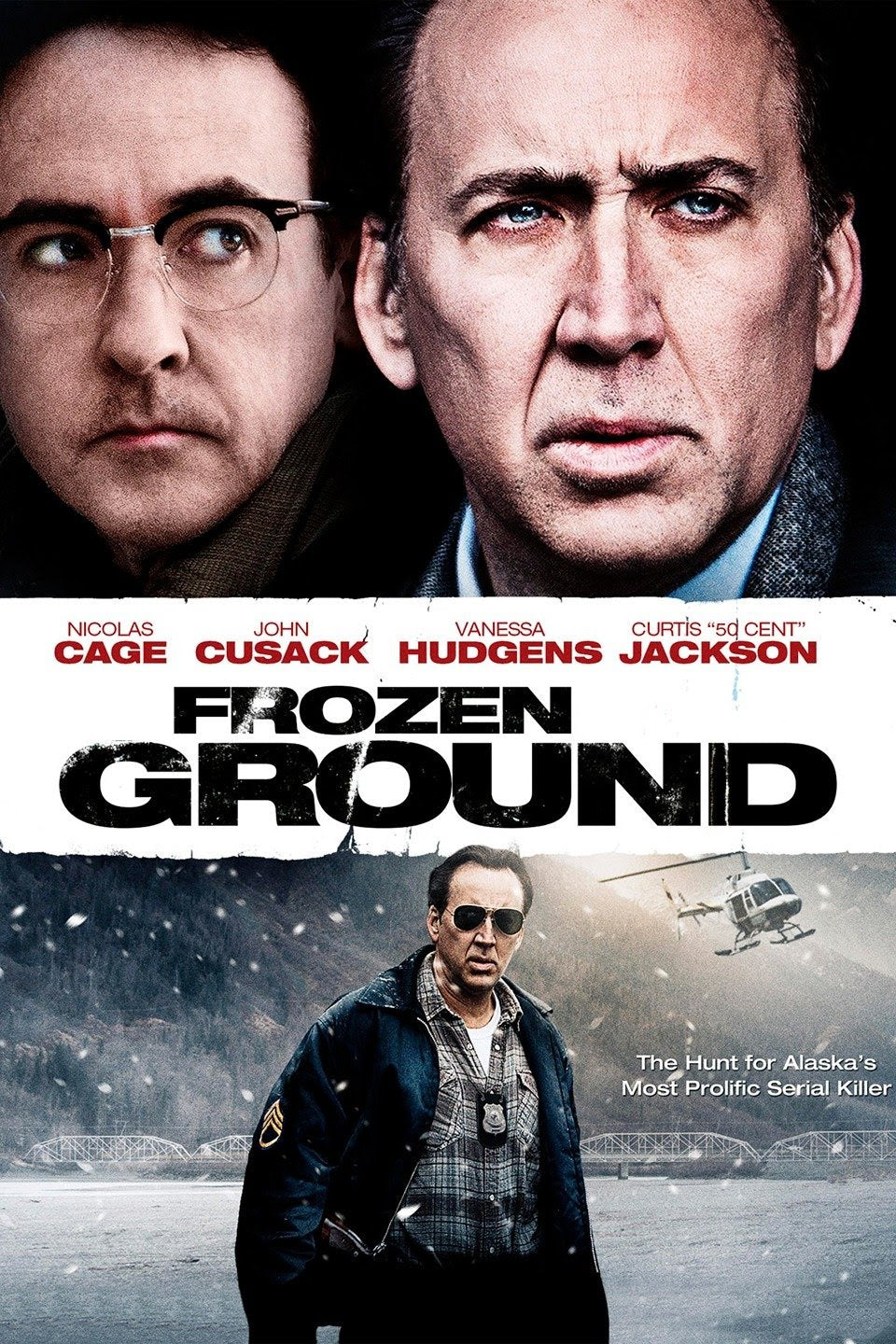 Frozen Ground (2013) Vudu HD code