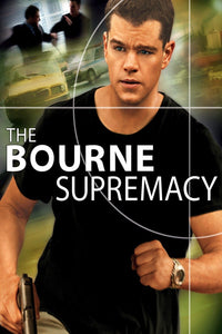 The Bourne Supremacy (2004) Vudu or Movies Anywhere HD redemption only