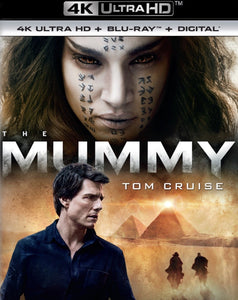 The Mummy (2017) Vudu or Movies Anywhere 4K redemption only