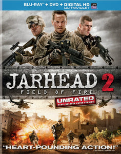 Jarhead 2: Field of Fire Unrated Edition (2014) Vudu or Movies Anywhere HD redemption only