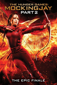 The Hunger Games: Mockingjay Part 2 (2015) Vudu HD redemption only