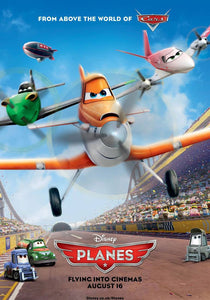Disney's Planes (2013) Vudu or Movies Anywhere HD redemption only
