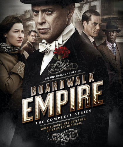 HBO's Boardwalk Empire: The Complete Series Bundle (2010-2014) iTunes HD redemption only