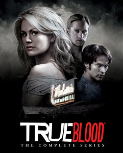 HBO's True Blood: The Complete Series Bundle (2008-2014) iTunes HD redemption only