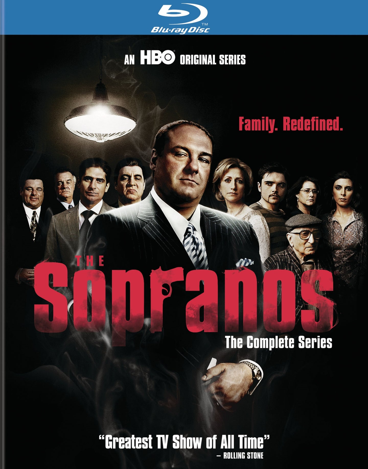 HBO's The Sopranos: The Complete Series Bundle (1999-2007) Google Play HD code