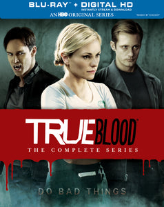HBO's True Blood: The Complete Series Bundle (2008-2014) Google Play HD code