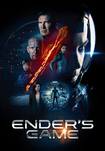 Ender's Game (2017) Vudu HD redemption only