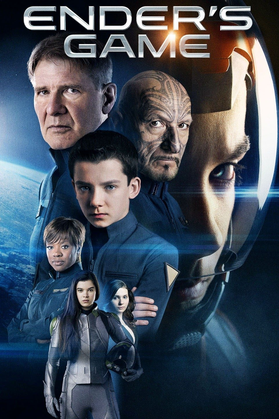 Ender's Game (2017) iTunes HD redemption only