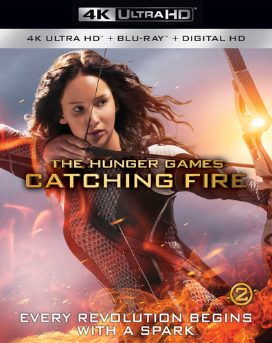 Hunger Games: Catching Fire (2013) Vudu 4K redemption only