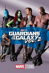 Guardians of the Galaxy Vol. 2 (2017) Vudu or Movies Anywhere HD redemption only