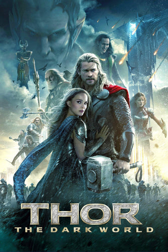 Thor: The Dark World (2013) Google Play HD code