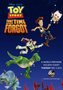 Toy Story: That Time Forgot (2014) Google Play HD code
