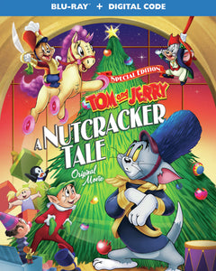 Tom and Jerry: A Nutcracker Tale (2007) Vudu or Movies Anywhere HD code