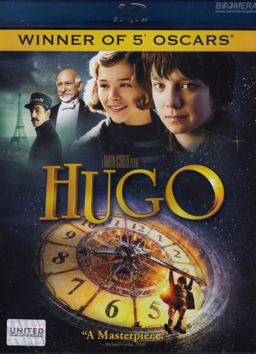 Hugo (2011) iTunes HD redemption only