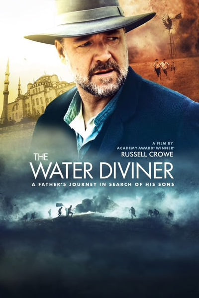 The Water Diviner Vudu or Movies Anywhere HD code