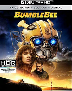 Bumblebee (2018) iTunes 4K redemption only