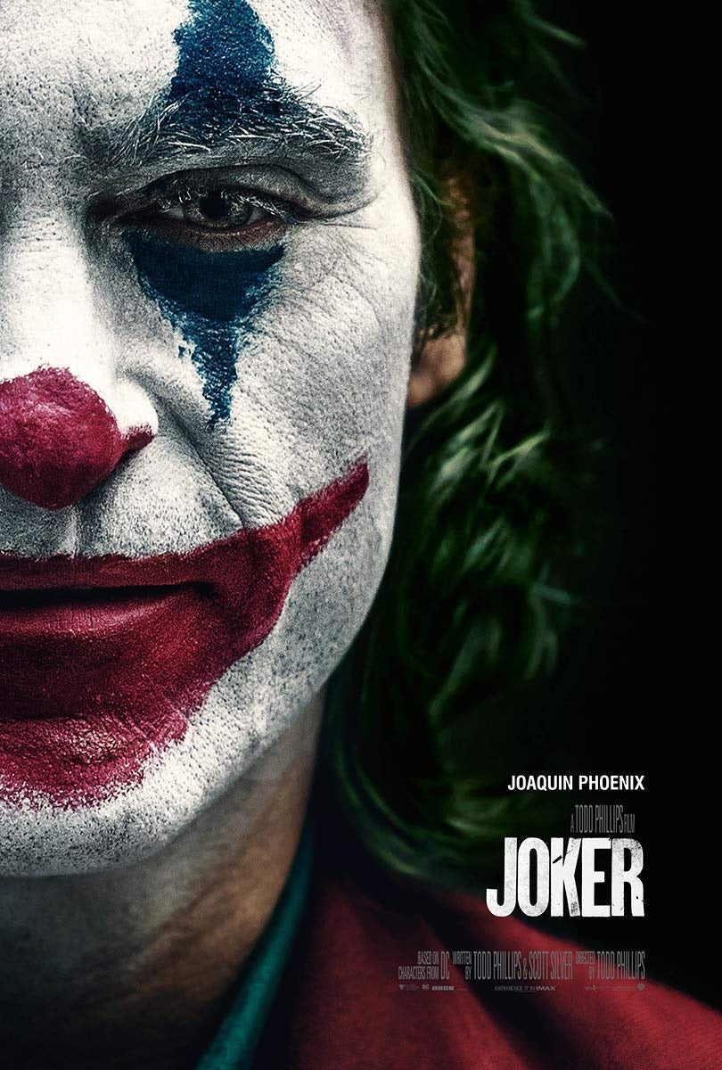 Joker (2019) Vudu or Movies Anywhere HD code