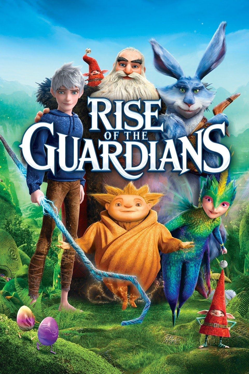 Rise of the Guardians (2012) iTunes HD redemption only