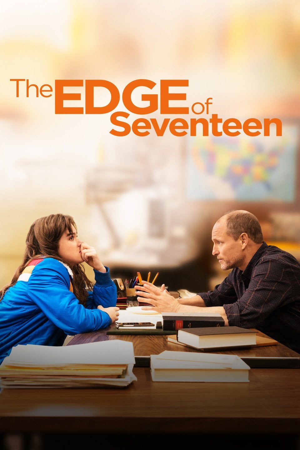 The Edge of Seventeen (2016) Vudu or Movies Anywhere HD redemption only