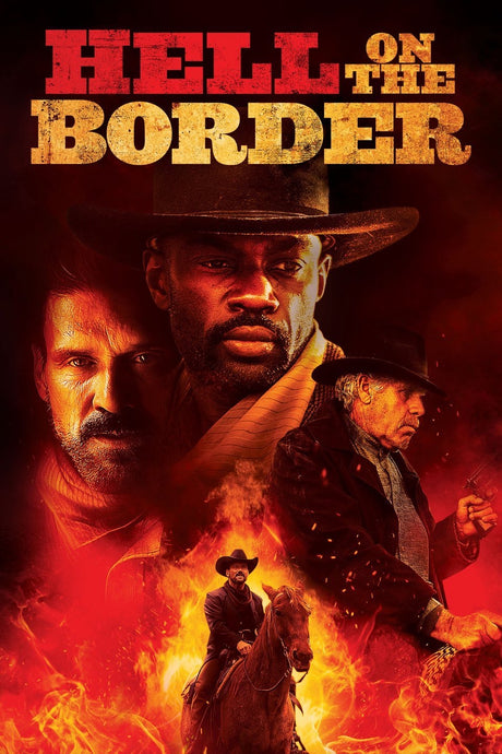 Hell on the Border (2019) Vudu 4K code