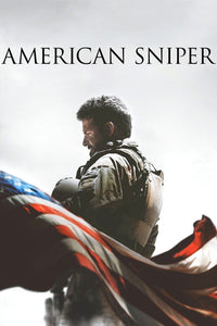 American Sniper (2014) Vudu or Movies Anywhere HD code