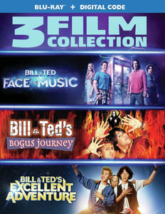 Bill & Ted 3-Film Collection (1989-2020) Vudu HD code
