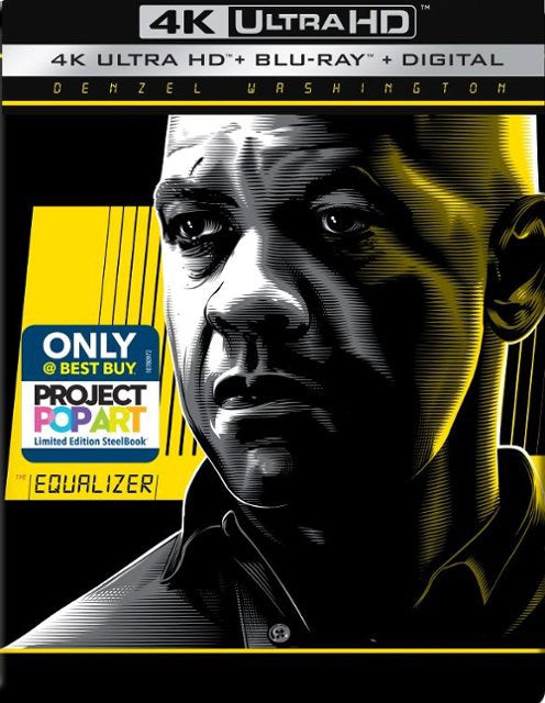 The Equalizer Vudu or Movies Anywhere 4K code