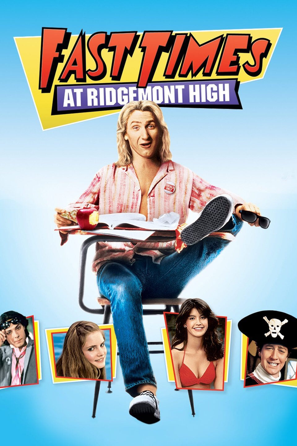 Fast Times At Ridgemont High vudu HD code