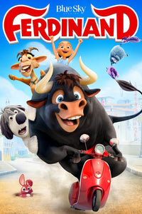Ferdinand (2017) Vudu or Movies Anywhere HD code