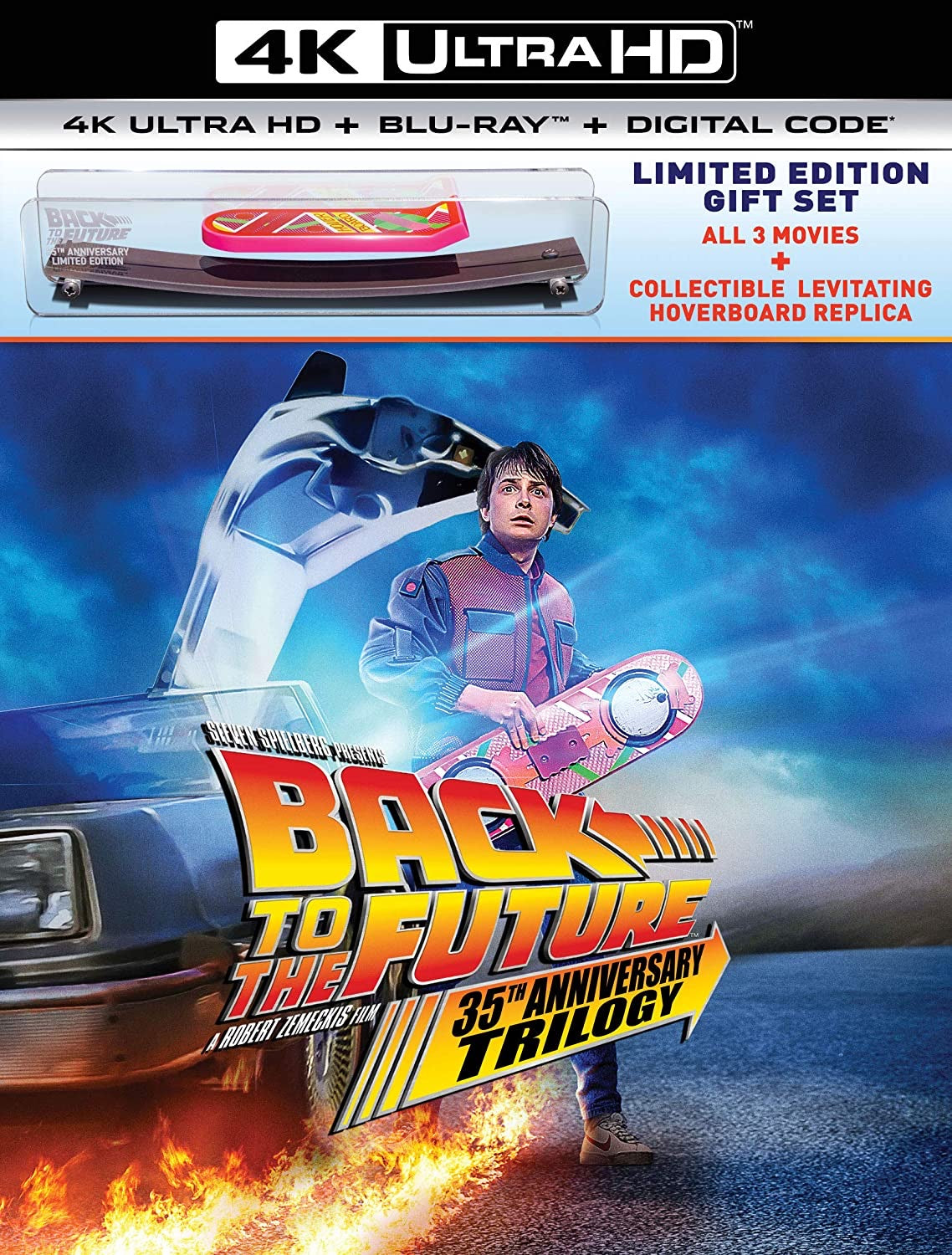 Back To The Future: The Complete Trilogy (1985-1990) Vudu or Movies Anywhere 4K code