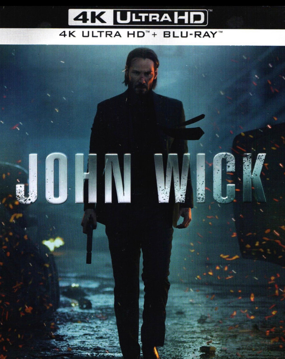 John Wick: Chapter One (2014) Vudu 4K or iTunes 4K code