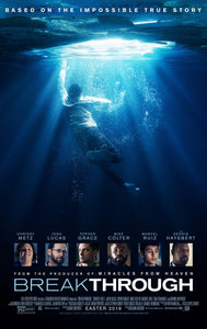 Breakthrough (2019) Vudu or Movies Anywhere HD code