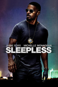 Sleepless (2017) Vudu or Movies Anywhere HD redemption only