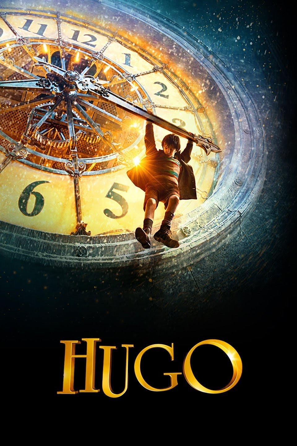 Hugo (2011) Vudu or Movies Anywhere HD redemption only