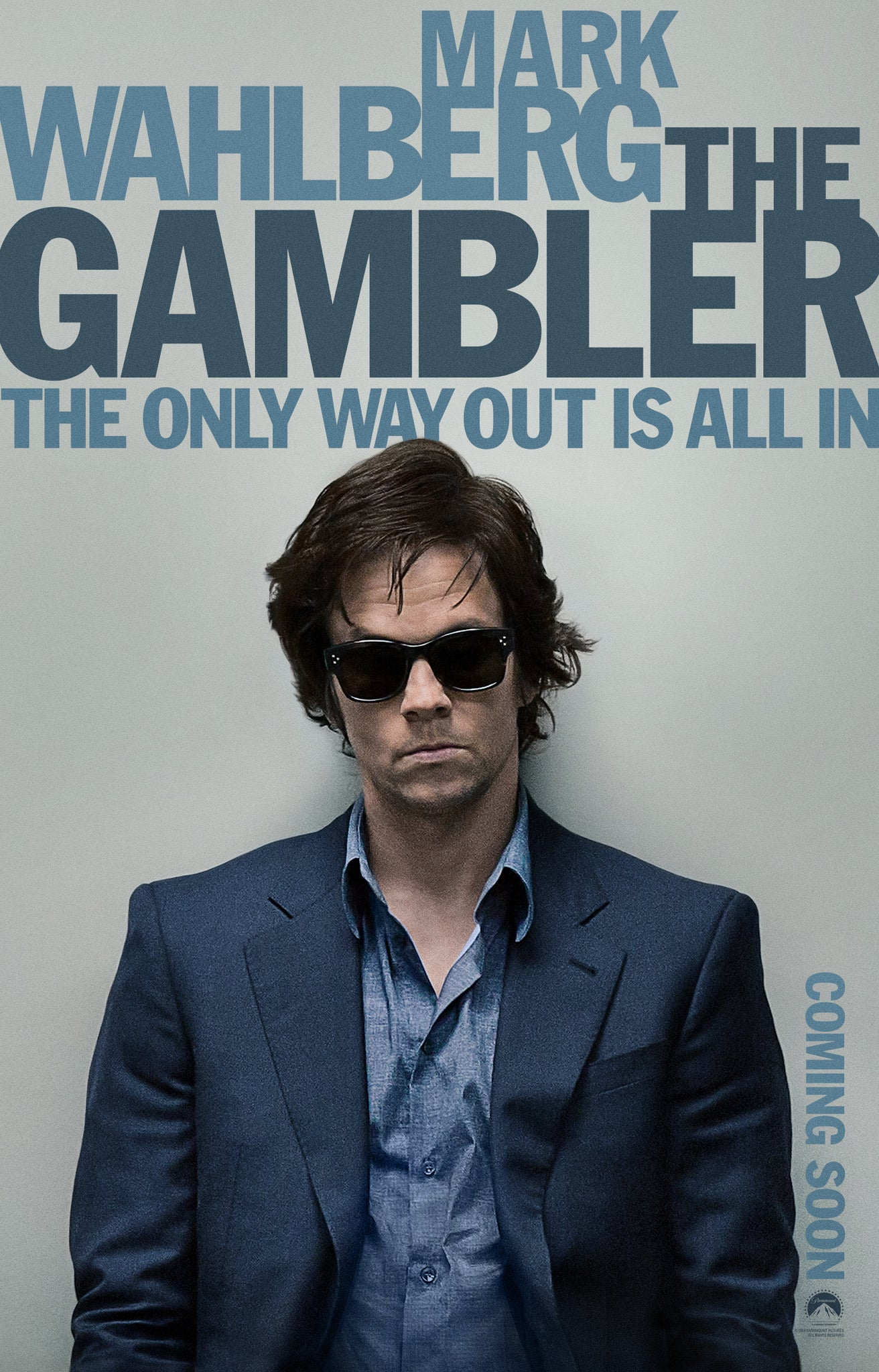 The Gambler (2015) iTunes HD redemption only