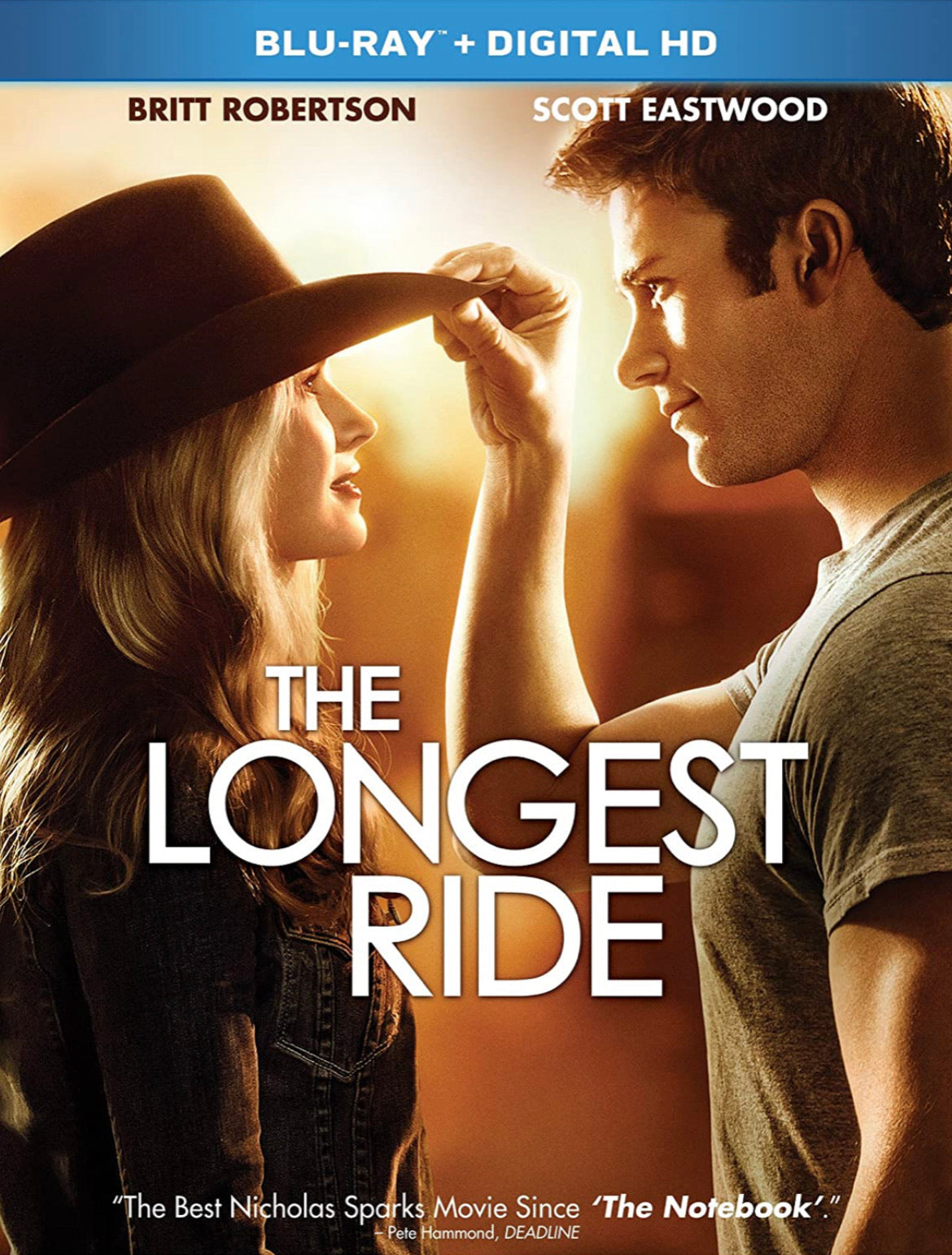 The Longest Ride (2015) Vudu or Movies Anywhere HD code
