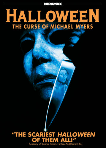 Halloween: The Curse of Michael Myers (1995) Vudu HD or iTunes HD code