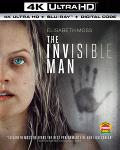 The Invisible Man (2020) Vudu or Movies Anywhere 4K code