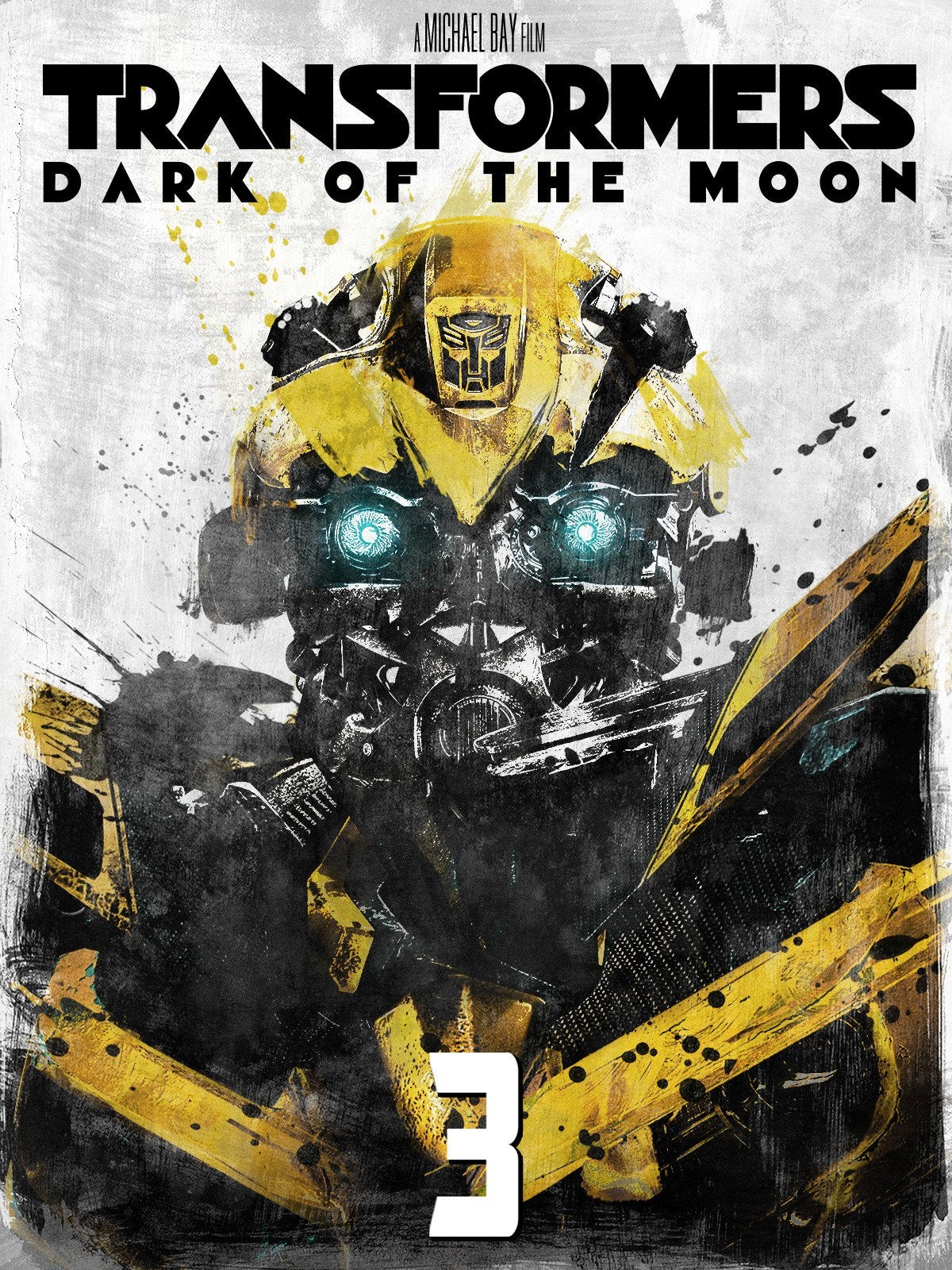 Transformers: Dark of the Moon (2011) Vudu HD redemption only