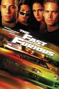 The Fast and the Furious (2001) Vudu or Movies Anywhere HD redemption only