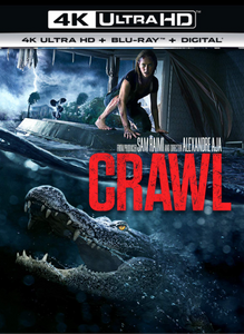 Crawl (2019) iTunes 4K redemption only