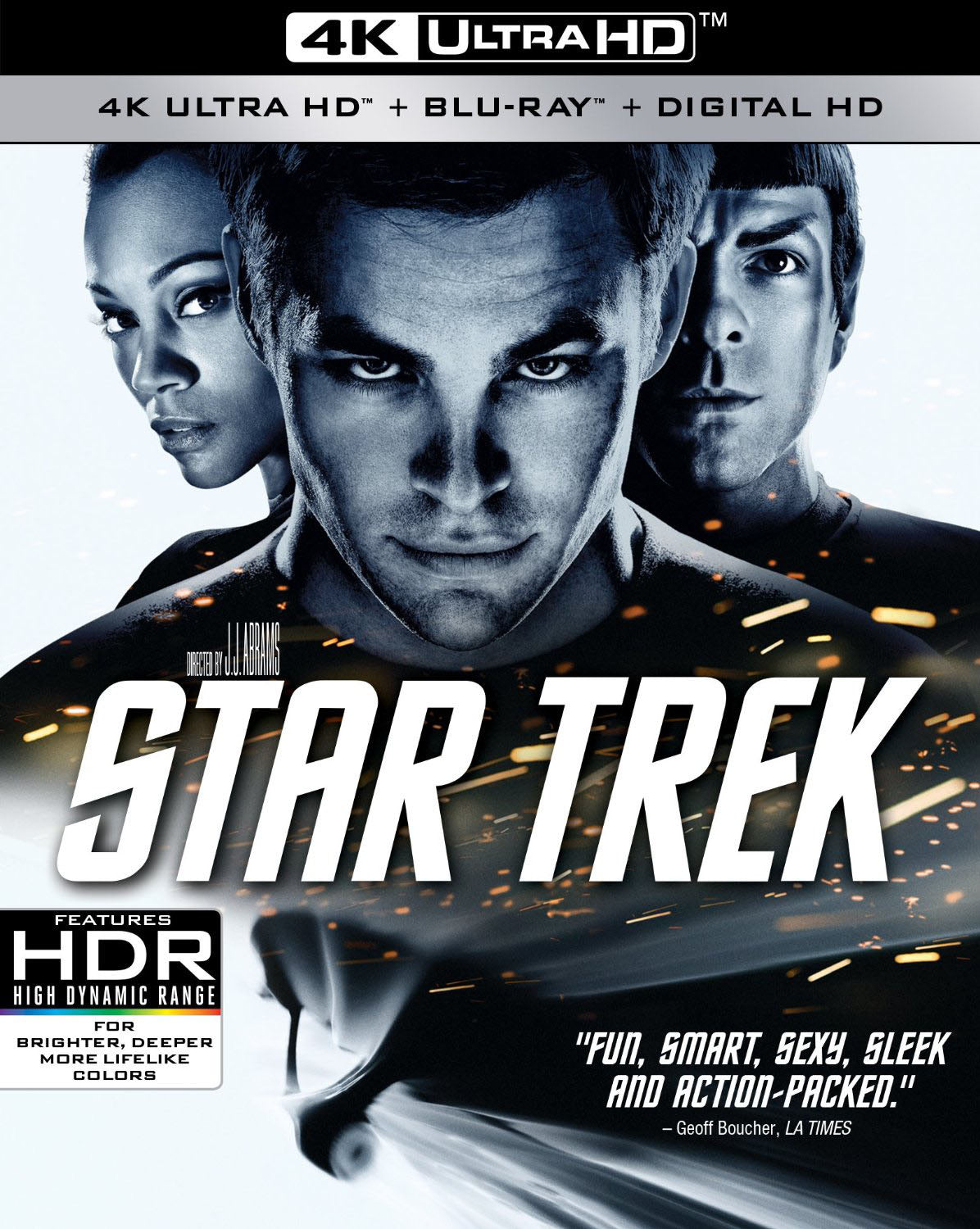 Star Trek (2009) iTunes 4K redemption only